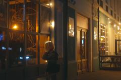 Катя (Miss Swarm) Tags: canon girl 55mm street light