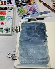 Day 85 #10minsbeforebed #artjournal #drawing #sketching #creativepractice #doitfortheprocess #carveouttimeforart #the100dayproject #100dayproject #pixdraws100days #drawyourday