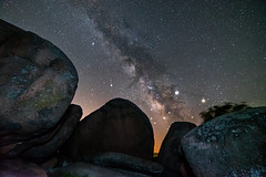 MW Elephant Rock (Nova_Photography) Tags: milkyway astrophotography stars planets comet meteor landscapes nightsky nightscapes nightscape night starry