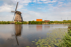 Life in Holland (Jill Clardy) Tags: cruise netherlands river viking rhine kinderdijk southholland holland home windmill unesco 201906039l8a5897