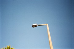 Lampost (bigalid) Tags: film 35mm minolta f25 plastic c41 may 2019 dumfries fixedfocus