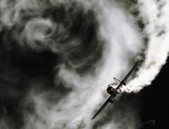 JAK52 (joseramongonzalez544(Checha)) Tags: jak52 hélice air airshow pilot acrobacia plane avion