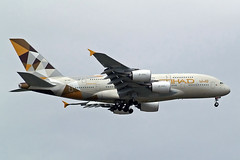 A6-APA   Airbus A380-861 [166] (Etihad Airways) Home~G 29/04/2015 (raybarber2) Tags: 166 a6apa airliner cn166 egll filed flickr planebase raybarber uaecivil