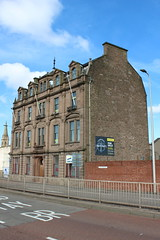 IMG_2926 (Daniel Muirhead) Tags: scotland dundee dock street maritime house