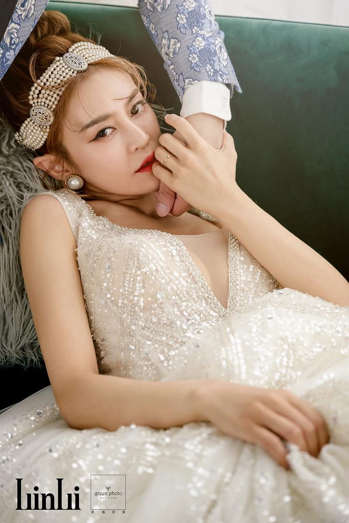 綠攝影像&林莉婚紗