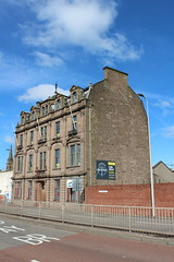 IMG_2921 (Daniel Muirhead) Tags: scotland dundee dock street maritime house