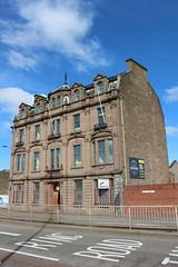 IMG_2919 (Daniel Muirhead) Tags: scotland dundee dock street maritime house