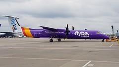 G-PRPD | Flybe | De Havilland Canada DHC 8-402 Dash 8 (geoff487) Tags: flybe bee be gprpd bombardier dash8q400 dash8 egll dehavillandcanada dhc