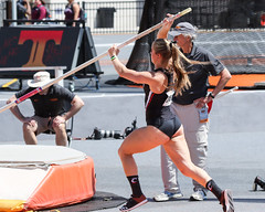 2019_TNR_PVW_0161 (Knox Triathlon Dude) Tags: 2019 woman women university sports polevault trackandfield fitness varsity briefs bunhuggers legs beautiful pretty athlete female college track meet usa