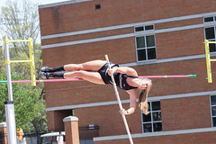 2019_TNR_PVW_0499 (Knox Triathlon Dude) Tags: 2019 woman women university sports polevault trackandfield fitness varsity briefs bunhuggers legs beautiful pretty athlete female college track meet usa