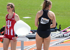 2019_TNR_PVW_0419 (Knox Triathlon Dude) Tags: 2019 woman women university sports polevault trackandfield fitness varsity briefs bunhuggers legs beautiful pretty athlete female college track meet usa