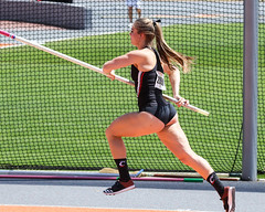 2019_TNR_PVW_0157 (Knox Triathlon Dude) Tags: woman usa college sports beautiful female women university pretty track legs briefs varsity polevault athlete fitness meet trackandfield 2019 bunhuggers