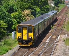 150266 (tubemad) Tags: 150266 gwr great western railway class150 dmu 2f37 paignton