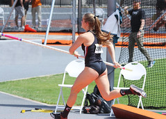 2019_TNR_PVW_0819 (Knox Triathlon Dude) Tags: 2019 woman women university sports polevault trackandfield fitness varsity briefs bunhuggers legs beautiful pretty athlete female college track meet usa