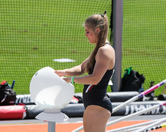2019_TNR_PVW_0417 (Knox Triathlon Dude) Tags: 2019 woman women university sports polevault trackandfield fitness varsity briefs bunhuggers legs beautiful pretty athlete female college track meet usa