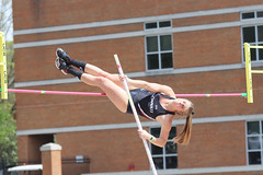 2019_TNR_PVW_0829 (Knox Triathlon Dude) Tags: 2019 woman women university sports polevault trackandfield fitness varsity briefs bunhuggers legs beautiful pretty athlete female college track meet usa