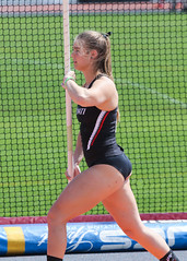 2019_TNR_PVW_0804 (Knox Triathlon Dude) Tags: 2019 woman women university sports polevault trackandfield fitness varsity briefs bunhuggers legs beautiful pretty athlete female college track meet usa