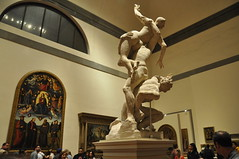 The Rape of the Sabine Women (Ryan Hadley) Tags: galleriadellaccademiadifirenze galleriadellaccademia accademiagallery accademia artgallery museum art renaissance florence italy europe worldheritagesite sculpture painting