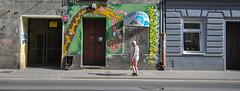 street scene (rafasmm) Tags: łódź lodz poland polska europe street streetphoto streetlife streets streetart streetphotography streetscene color outdoor streethunters nikon d90 sigma 1020 ex walk
