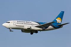 cdnn_737_c-gopw_yeg (Lensescape) Tags: yeg 2019 boeing b737 737 b737200 737200 732 canadiannorth cgopw