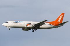 airnorth_737_c-fanb_yeg (Lensescape) Tags: yeg 2019 boeing b737 737 airnorth b737400 737400 734 cfanb