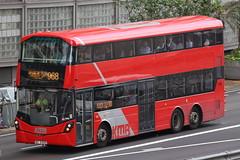 KMB Volvo B8L 12m V6B30 @ 968 (EddieWongF14) Tags: bus doubledecker kowloonmotorbus kmb volvo volvobus volvob8l b8l b8l12m wrightbus wrightgemini3 gemini3 v6b v6b30 wc9395 adfreebus kmb968