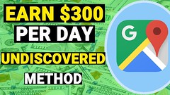 How to Make Money Daily with Google Maps : Earn Over $100 with Undiscovered tips & Proven Ways(2019) (unitedbraves) Tags: how make money daily with google maps earn over 100 undiscovered tips proven ways2019 united braves