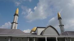 DSC06319-Masjid Al-Mustaqim Bandar Seri Putra, Bangi,Selangor (RaaiMan~PhotoActive | الراعى عثمان) Tags: masjid malaysia selangor