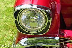 Chevy Bel Air Headlights (mistabeas2012) Tags: chevrolet bel air
