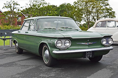 Chevrolet Corvair (cmw_1965) Tags: chevrolet corvair chevy chevvy classic car automobile 1960s retro vintage rear engined boxer air cooled