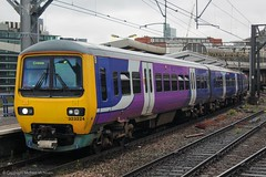 Northern 323224 (Mike McNiven) Tags: arriva railnorth northern liverpool limestreet manchesterpiccadilly manchester piccadilly airport crewe emu electric multipleunit