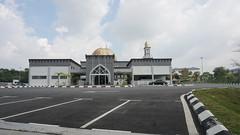 DSC06322-Masjid At-Taqwa Seri Mahkota, Bangi, Selangor (RaaiMan~PhotoActive | الراعى عثمان) Tags: masjid malaysia selangor bangi