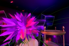 Into a beautiful flower (Talu March) Tags: zibska sanarae event saltpeppersl cazimi cureless lumae maitreya genusproject thebeardedguy foxcity theplastik events fashion secondlifefashion secondlifeevents secondlife secondlifeblog secondlifeblogger