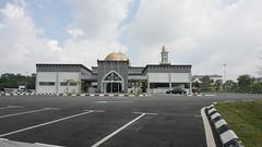 DSC06323-Masjid At-Taqwa Seri Mahkota, Bangi, Selangor (RaaiMan~PhotoActive | الراعى عثمان) Tags: masjid malaysia selangor bangi