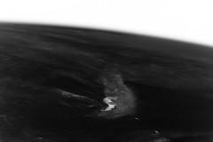 Raikoke Eruption 3, variant (sjrankin) Tags: 22june2019 26june2019 clouds russia russianfederation kurilislands raikoke volcano eruption plume ashplume pacificocean okhotsksea iss iss059 earthslimb grayscale iss059e119243
