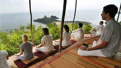 Yoga capital of India (kalranakul16) Tags: yoga exercise health mentalfitness advantages