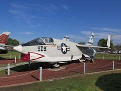 "Vought RF-8G Crusader 1 • <a style=""font-size:0.8em;"" href=""http://www.flickr.com/photos/81723459@N04/48130659123/"" target=""_blank"">View on Flickr</a>"