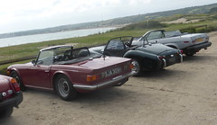 Triumph TR line-up (andreboeni) Tags: triumph tr7 tr3 tr tr3a tr6 sports roadster classic car automobile cars automobiles voitures autos automobili classique voiture rétro retro auto oldtimer klassik classica classico youngtimer