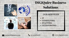 DiGiQuire Business Solutions (digiquirestaffing) Tags: digiquirebusinesssolutions business businesssolutions servicesoffered it consulting staffing permanentstaffing contractualstaffing outsourcing