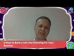 5 Ways to Build a Cult Like Following For Your Business (dinkumwarrior) Tags: 5 ways build cult like following for your business
