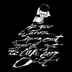 Cocaine (pritam.biswas) Tags: graphic design designer designing digital art eric clapton music lyrics lyric song songs musician