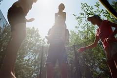 trampoline (viktor.rpprt) Tags: canona1 canonfd kodak filmphotography filmisalive emulsive colorplus200 thefilmcommunity thefilmgang kodakfilm shootfilm shotonfilm grain ishootfilm vintagecamera analog tihany balaton summer lake