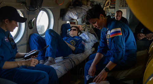 Expedition 59 Soyuz MS-11 Landing (NHQ201906250044)