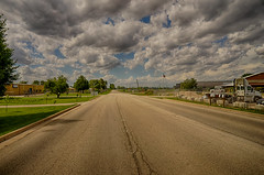 Late Afternoon Summer Sky (kendoman26) Tags: sky clouds sonyalpha sonyphotographing sonya7mk2 sonya7ii hdr nikhdrefexpro2 morrisillinois samyangaf24mmf28fe