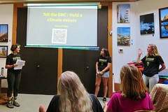 Young activists launch Sunrise Marin (fabola) Tags: green youth sunrise democracy community library marin politics meeting fairfax climate activist featured youngactivists climateaction greenchange