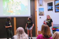Young activists launch Sunrise Marin (fabola) Tags: green youth sunrise democracy community library marin politics meeting fairfax climate activist youngactivists climateaction greenchange
