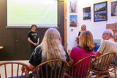 Young activists launch Sunrise Marin (fabola) Tags: green youth sunrise democracy community library marin politics meeting fairfax climate activist facebook featured youngactivists climateaction greenchange