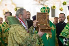 139. Божественная литургия в день памяти прп. Онуфрия Великого 25.06.2019