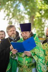 138. Божественная литургия в день памяти прп. Онуфрия Великого 25.06.2019