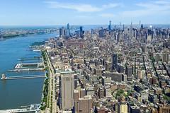 Freedom Tower Skyline (- Ozymandias -) Tags: newyork nyc manhattan usa us america northamerica unitedstates unitedstatesofamerica city newyorkcity explore